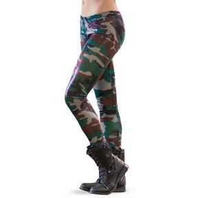 Girls Camo Legging