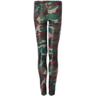 Girls Camo Legging : AC1120C