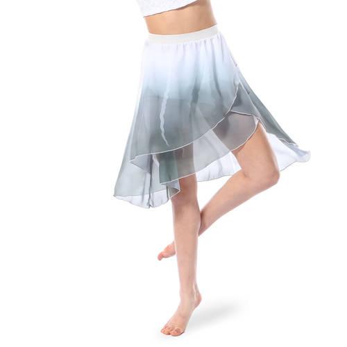 Layered Watercolor Skirt : AC1146
