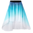 Girls High Low Skirt : AC1148C