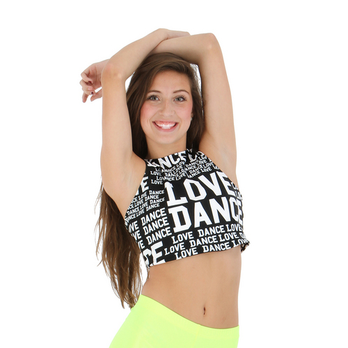 Love Dance Crop Top : AC1150