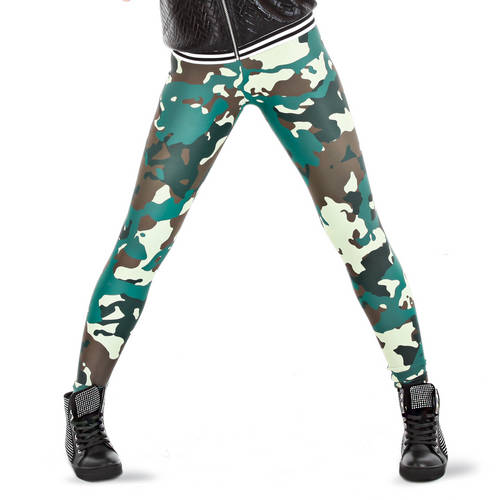 Camo Leggings : AC1154