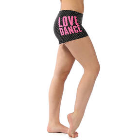Love Dance Booty Short