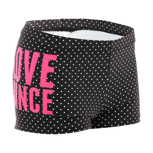 Love Dance Booty Short : AC1172