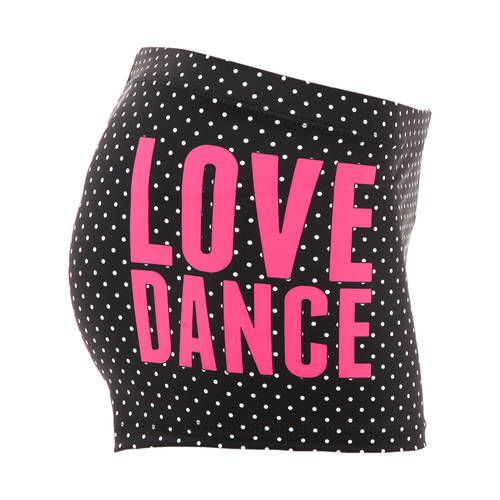 Youth Love Dance Booty Short : AC1172C