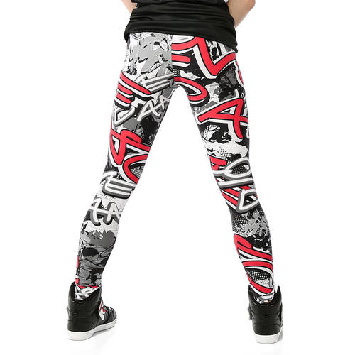 Graffiti Leggings : AC1181