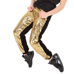 Alexandra Youth Sequin Jogger Pant