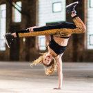 Alexandra Sequin Jogger Pant :  AC2004