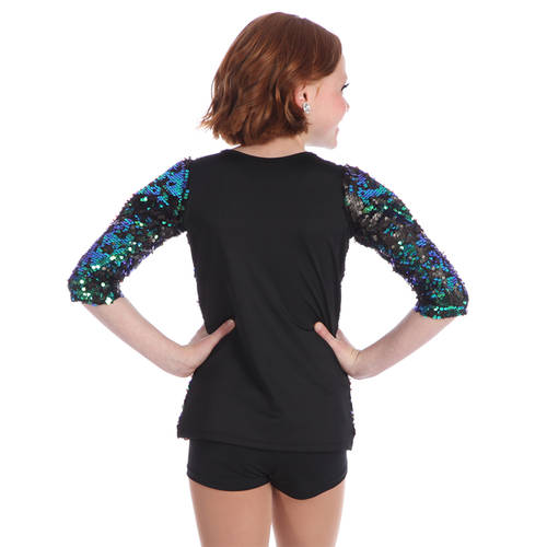 Youth Sequin Top : AC2101C