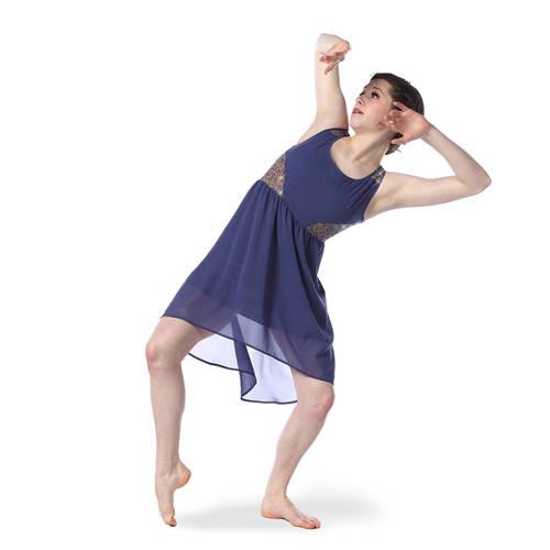 Lace Flow Dress : AC2144