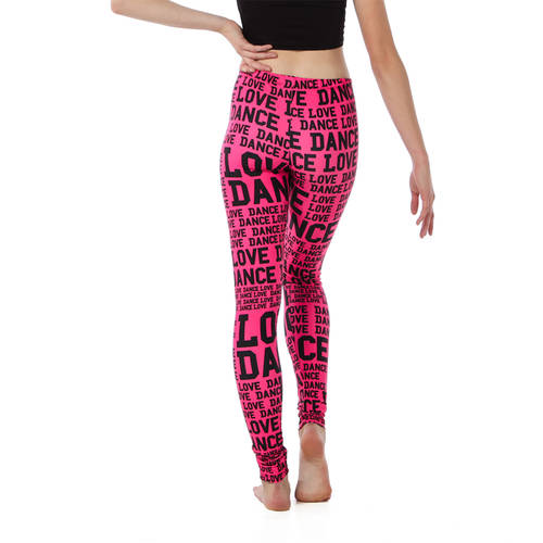 Alexandra Love Dance Leggings : AC4000