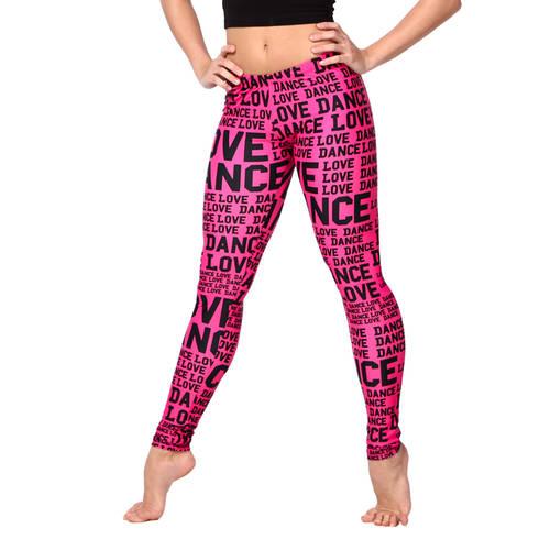 Alexandra Love Dance Leggings : AC4000