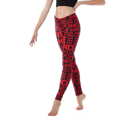 Youth Alexandra Love Dance Leggings : AC4000C