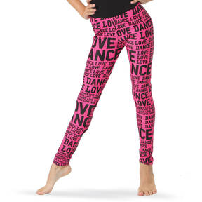 Youth Alexandra Love Dance Leggings