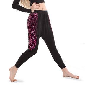 Alexandra Sequin Jogger Pants
