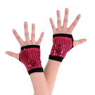Alexandra Sequin Hand Gauntlets :  AC4018