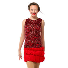 Alexandra Sequin Dress