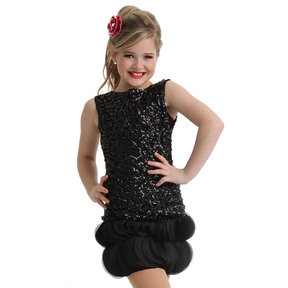 Alexandra Kids Sequin Dress