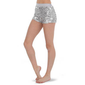 Alexandra Youth Sequin Shorts