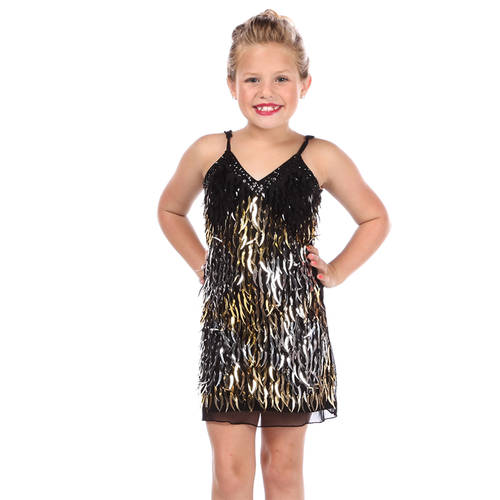 Alexandra Sequin Dress : AC4027