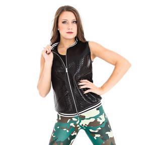 Alexandra Varsity Vest