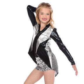 Alexandra Youth Metallic Jacket