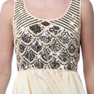 Sequin Tank Dress : AC4060