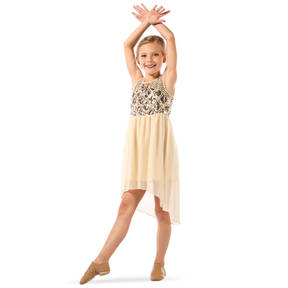 Youth Sequin Tank Dress