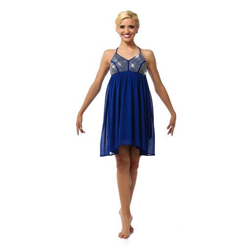 Rhinestone Camisole Dress : AC4061