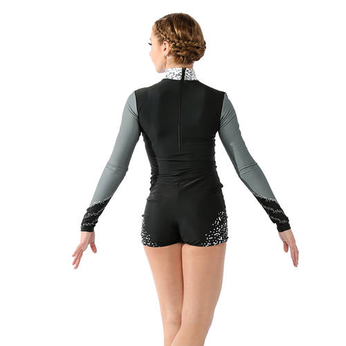 Dance Costumes | Extravagance Biketard - Just For Kix