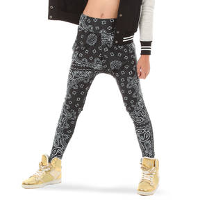 Youth Bandana Harem Pant
