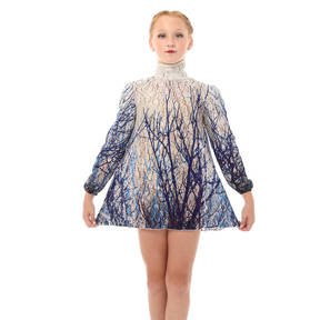 Youth Tree Lace Dress