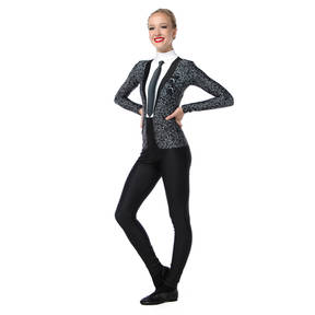 Blues Brothers Full Body Unitard