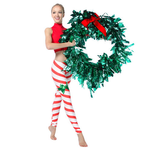 Candy Cane Leggings : AC5064