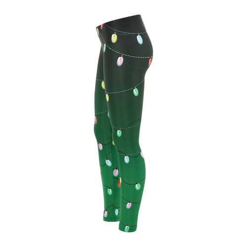 Youth Holiday Lights Leggings : AC5065C