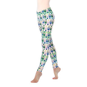 Pastel Nutcracker Leggings