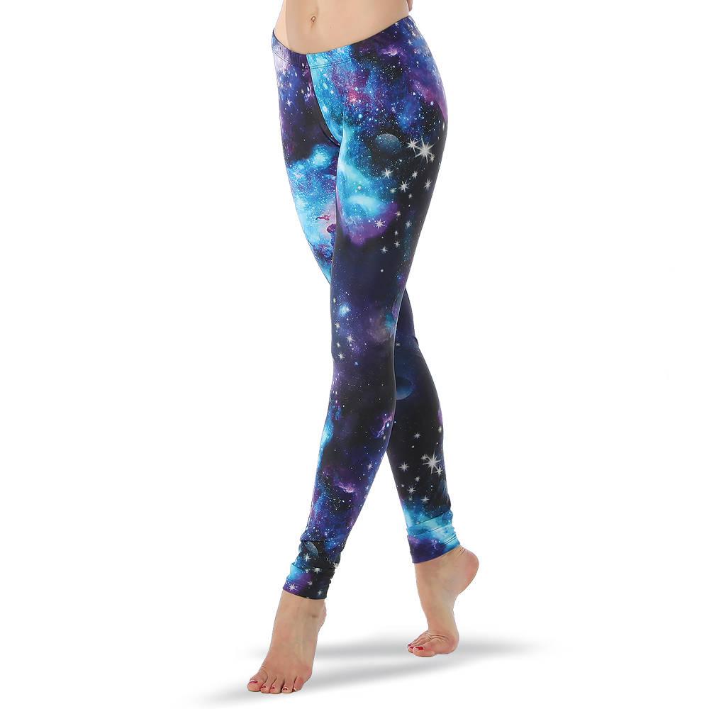 54bed652b2 Blue Galaxy Legging : AC5071
