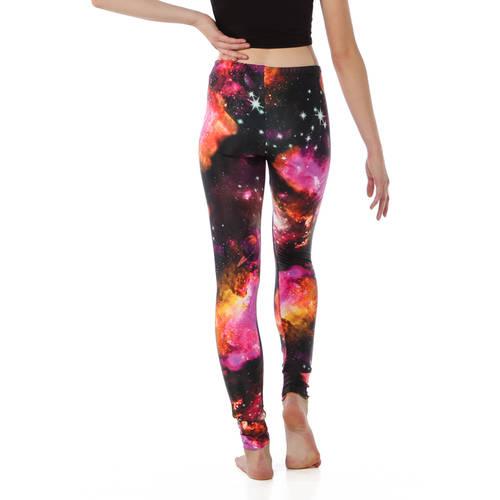 Youth Red Galaxy Legging : AC5072C