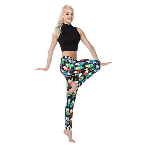 Youth Nutcracker Leggings : AC5077C