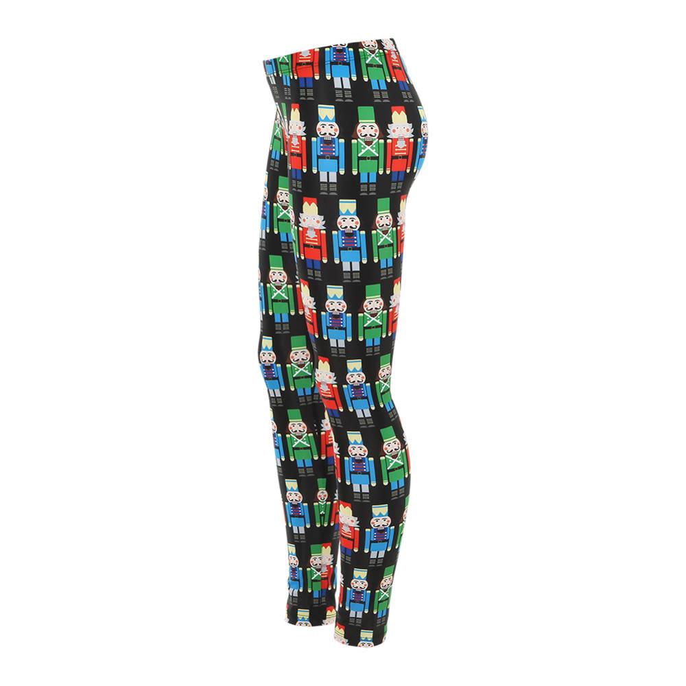 Alexandra Collection Youth Christmas Nutcracker Holiday Leggings