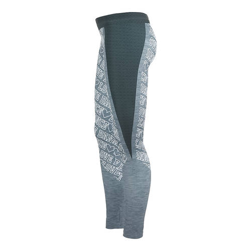 Youth Dark Heather Love Dance Leggings : AC5082C
