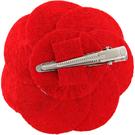 Rhinestone Flower Clip : AC51