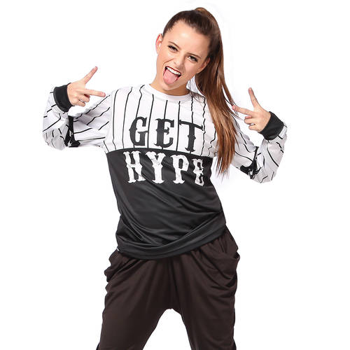 Get Hype Long Sleeve : AC5110