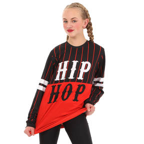 Hip Hop Long Sleeve