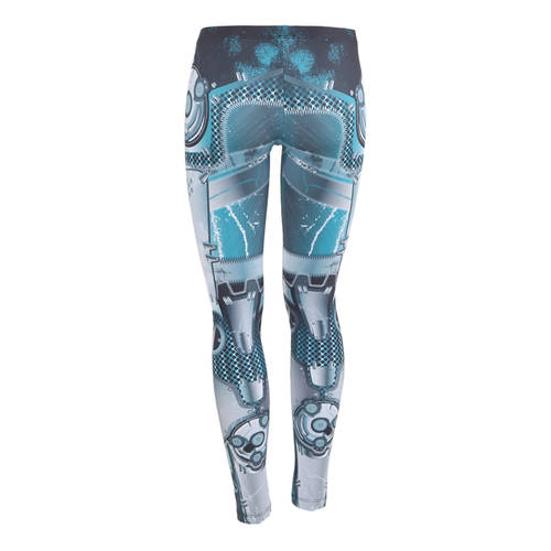 Youth Robots Activate Leggings : AC5129C