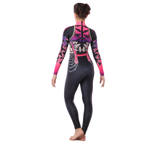 Heart of Stone Unitard: AC5137