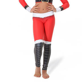 Youth Santa Leggings