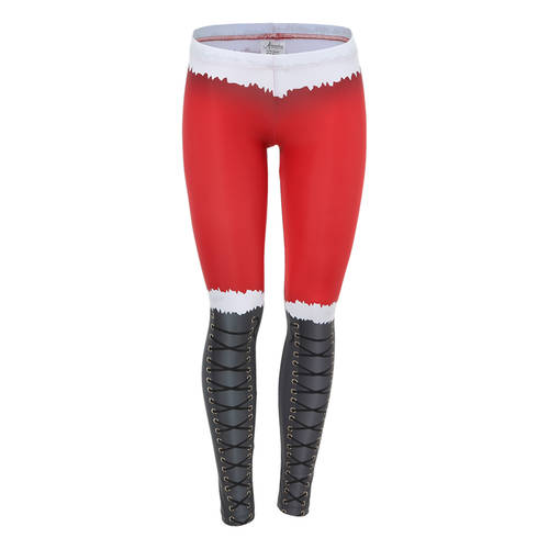 Youth Santa Leggings : AC5213C