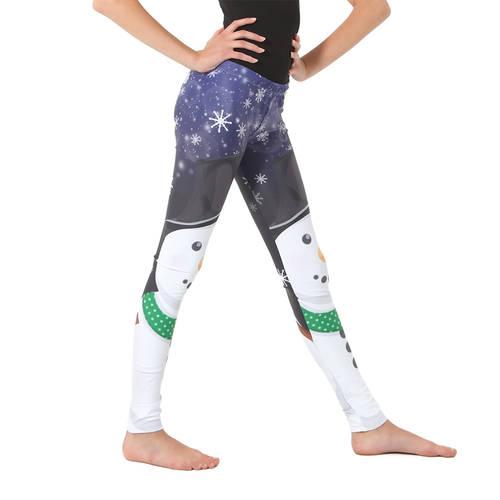 Snowman Leggings : AC5214
