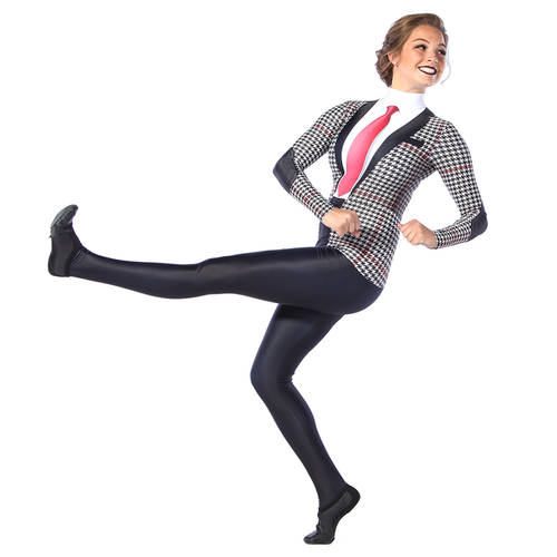 Suited Unitard : AC5253